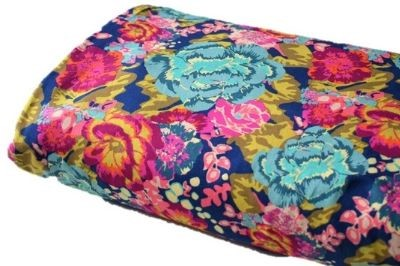 Click to order custom made items in the Vintage Blooms fabric